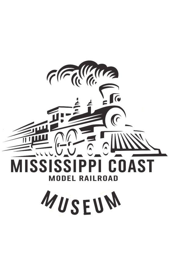 Mississippi Coast Model Railroad Museum  logo
