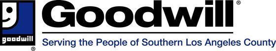 Goodwill, Serving the People of Southern Los Angeles County logo