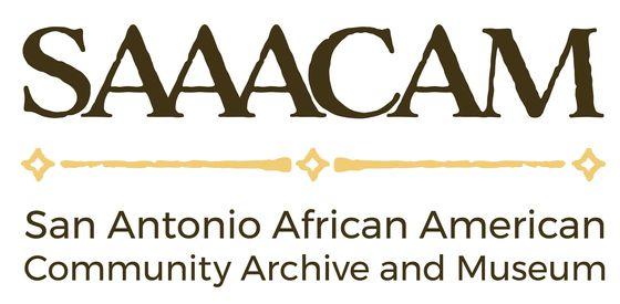 San Antonio African American Community Archive and Museum logo