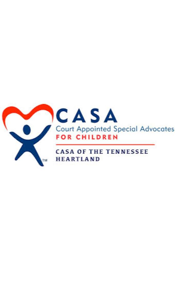 CASA of the TN Heartland logo