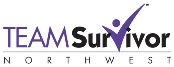 Team Survivor Northwest logo