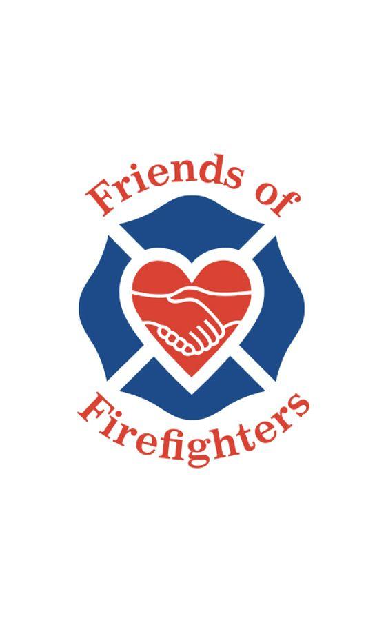 Friends of Firefighters logo