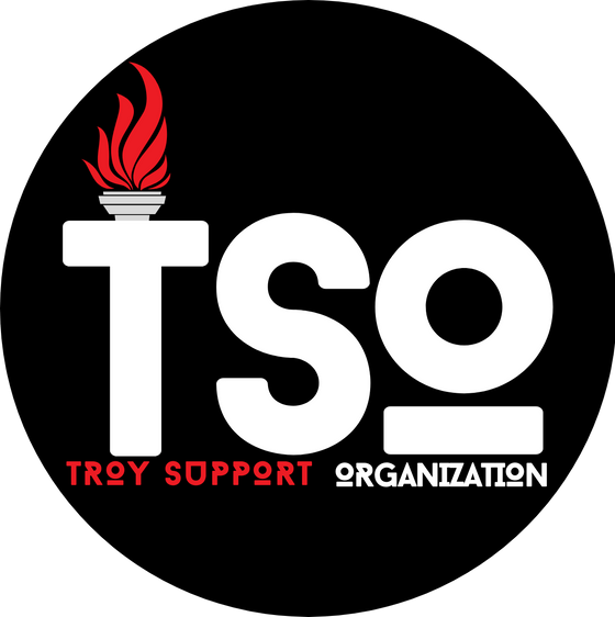 The Troy Support Organization logo