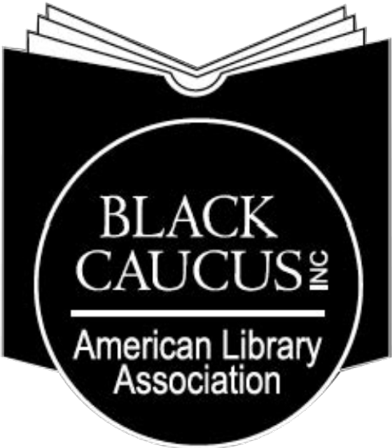 Black Caucus of the American Library Association logo