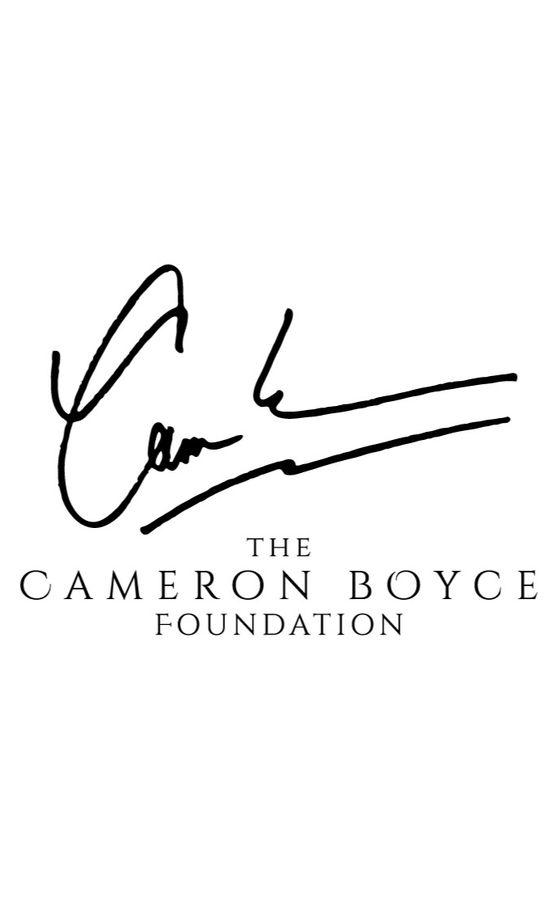 The Cameron Boyce Foundation logo