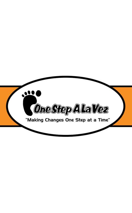 One Step A La Vez  logo