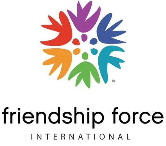 FRIENDSHIP FORCE INTERNATIONAL logo