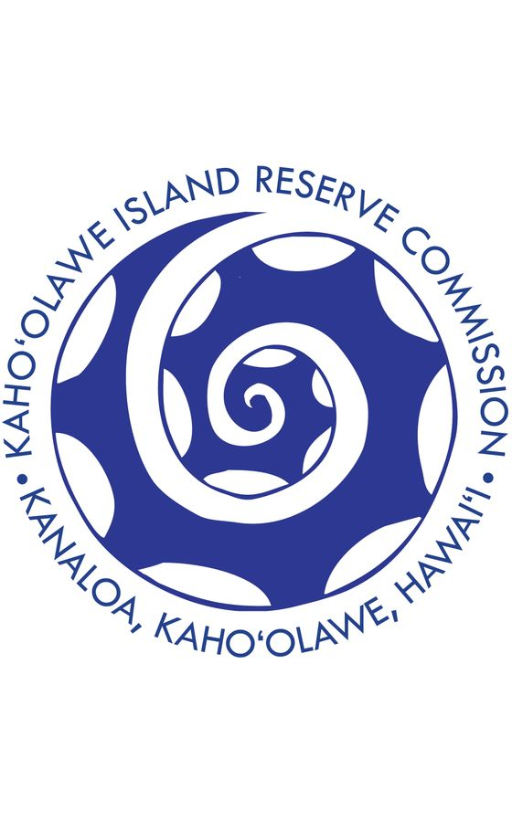 Kahoolawe Island Reserve Commission, sponsored by Pacific American Foundation  logo