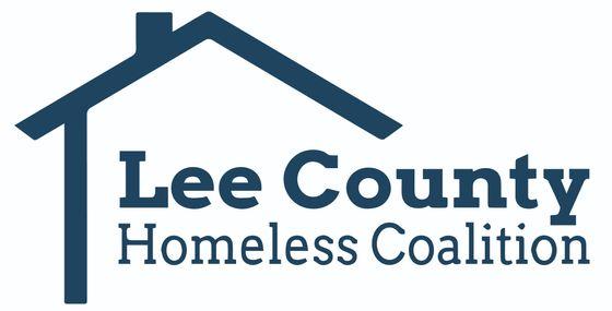 Lee County Homeless Coalition  logo