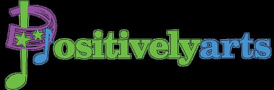 Positively Arts logo