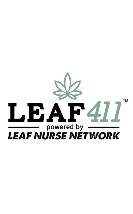 Leaf411  logo