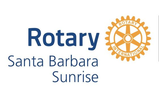 Rotary Club of Santa Barbara Sunrise Charitable Foundation logo