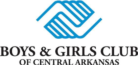 Boys & Girls Club of Central Arkansas logo
