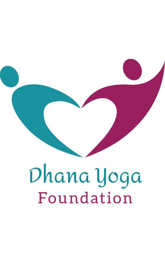 Dhana Yoga Foundation logo