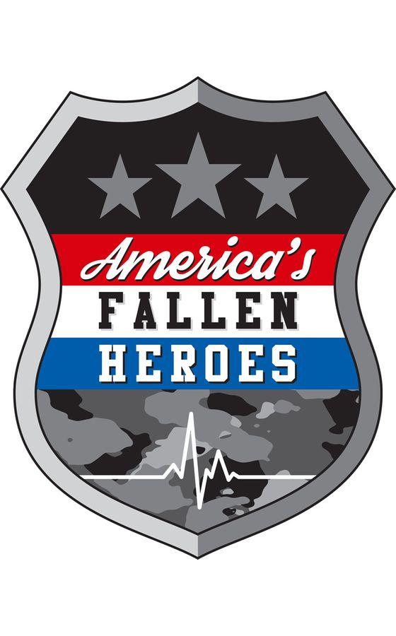 America's Fallen Heroes logo