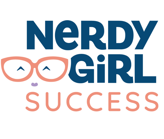 Nerdy Girl Success logo