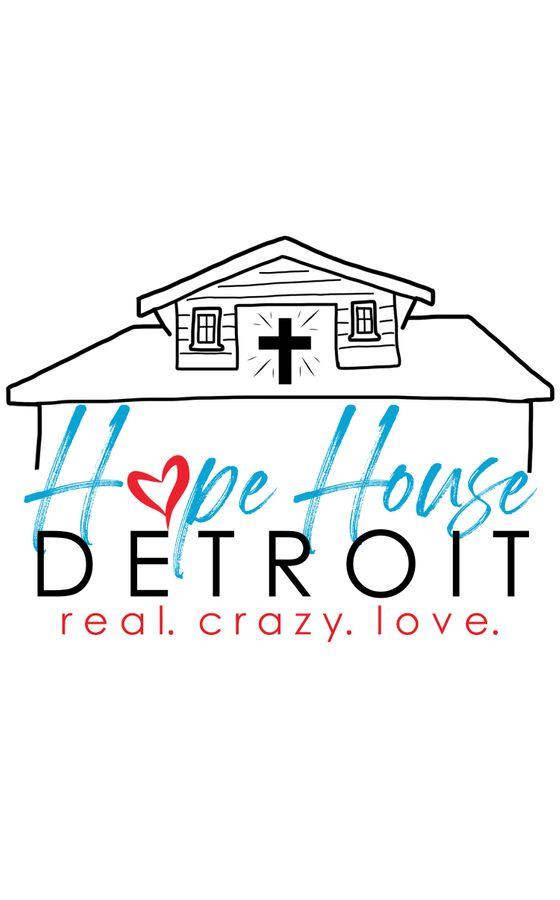 Hope House Detroit logo