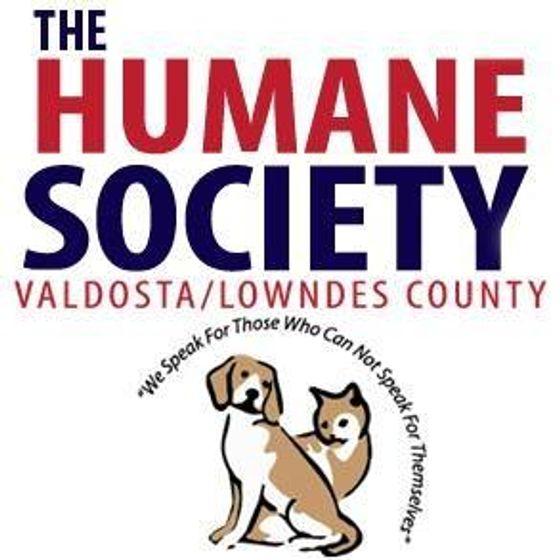 Humane Society of Valdosta/Lowndes County logo