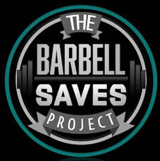 The Barbell Saves Project logo