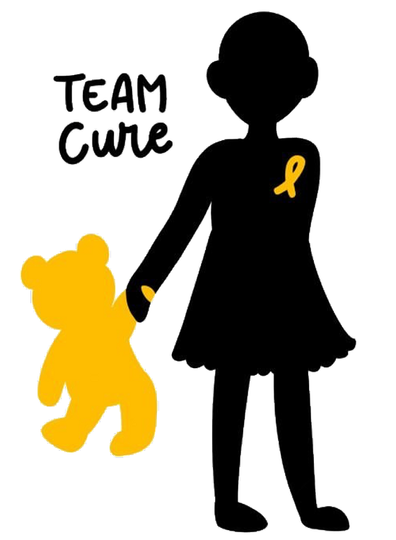 Team Cure logo