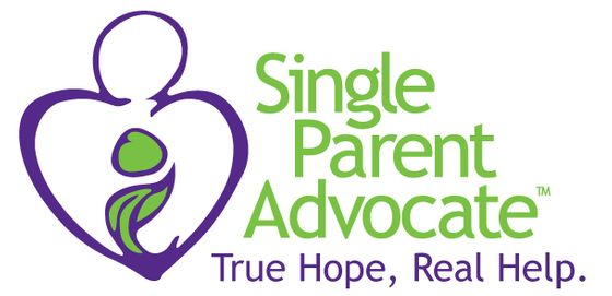 Single Parent Advocate logo